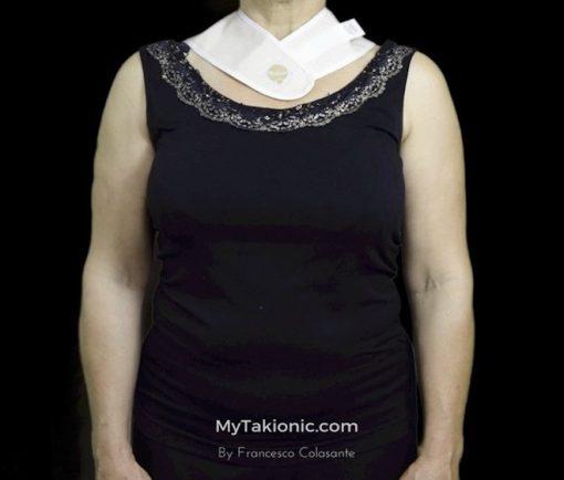 fascia cervicale takionic 2