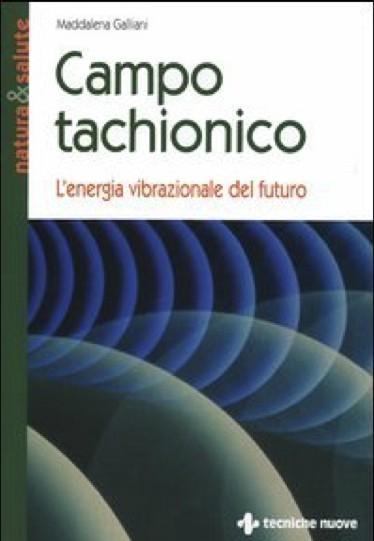 campo tachionico libro