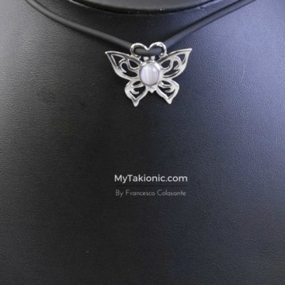 ciondolo farfalla takionic