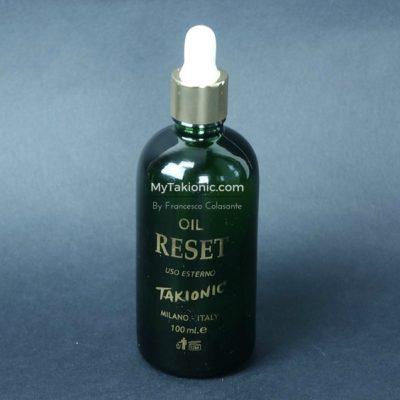 olio reset takionic 100 ml