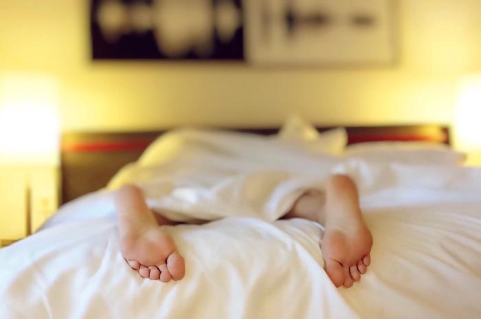 piedi e gambe stanche